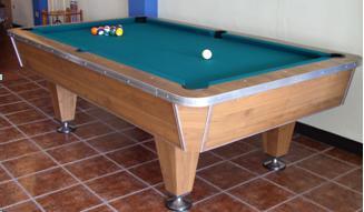 Pool Tables - 3x6 pool table